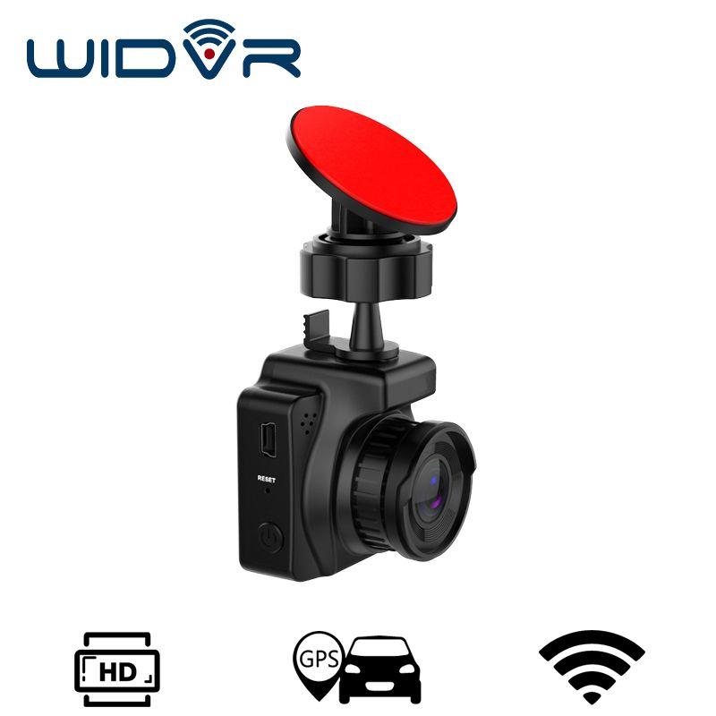 WIDVR nouvelle voiture dvr GPS WIFI Novatek 96658 Dashcam Full HD 1080 P voiture caméra 1.5 IPS écran voiture dvrs Dash cam Vision nocturne