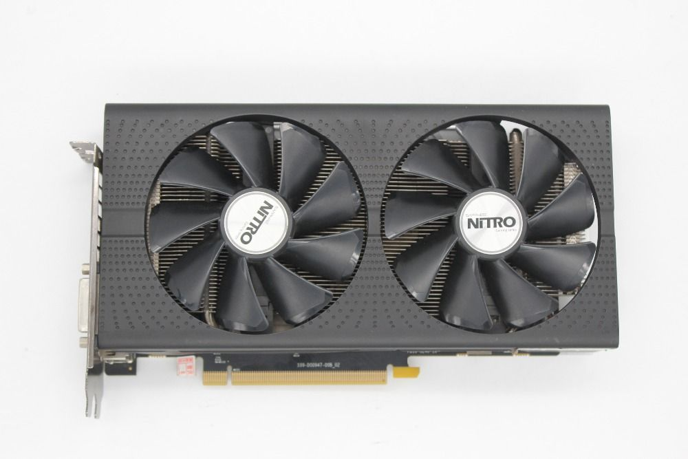 Used, Sapphire RX 470 4G Overseas Desktop Display High-end Game Graphics Card( 2048 stream processor)