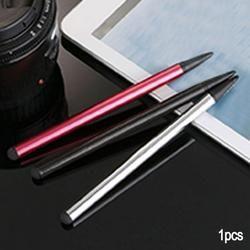 Alta calidad pluma capacitiva pantalla táctil Lápices para pantalla táctil lápiz para Tablets IPad teléfono celular samsung PC