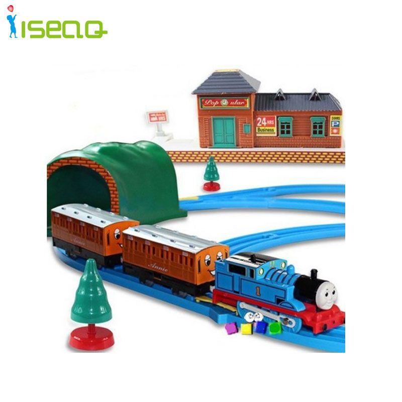 Hot Wheels Thomas Et Ses Amis Thomas Trains Ensemble Avec Rail Jouets Pour Enfants Garçons Enfants Jouets De Noël cadeau pour enfants