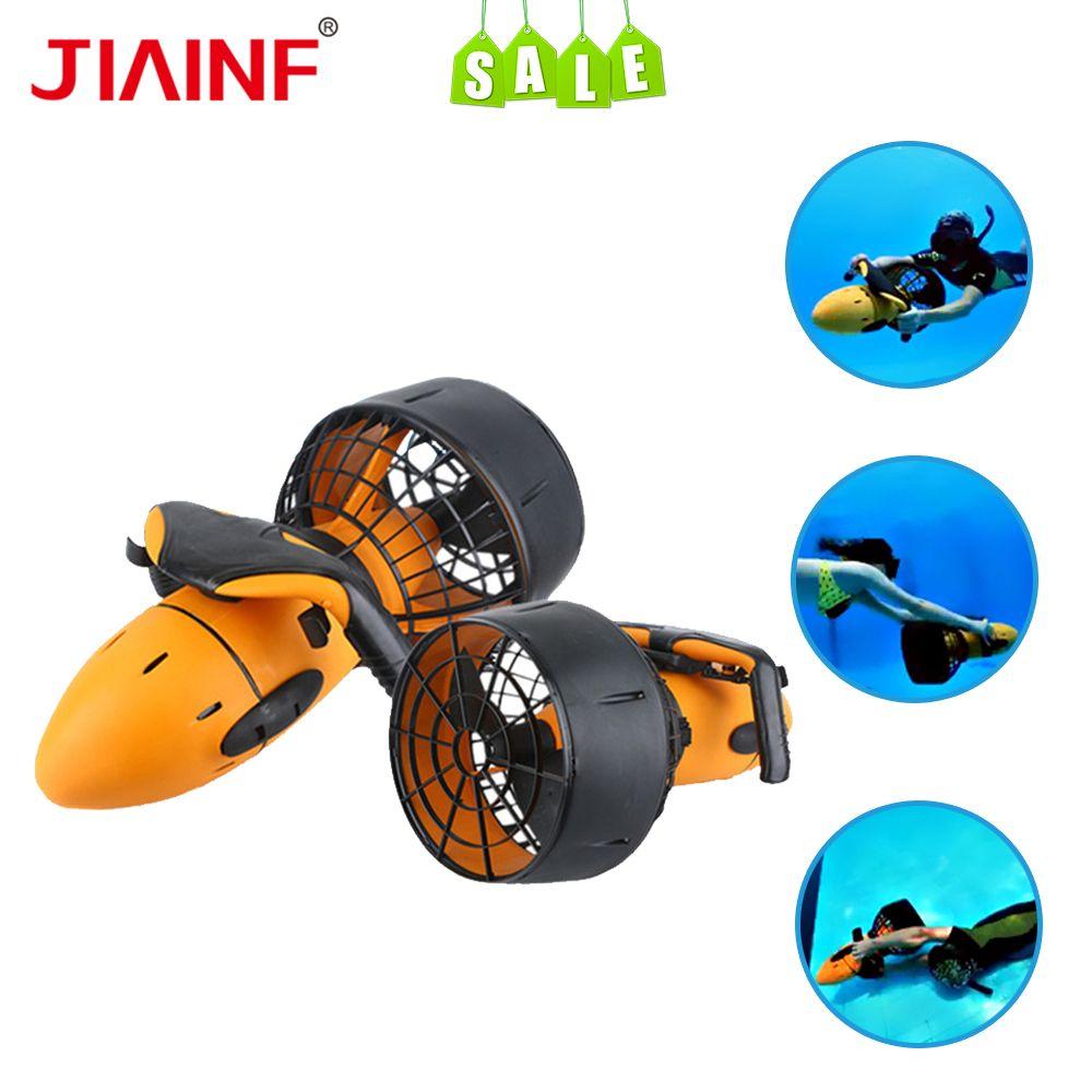 Meer Wasser Pool 300 W Unterwasser Roller Dual Speed Wasser propeller Tauchen roller ausrüstung Meer Roller