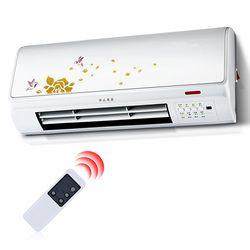 Household energy-saving remote control wall-mounted heater regular bathroom waterproof IPX2