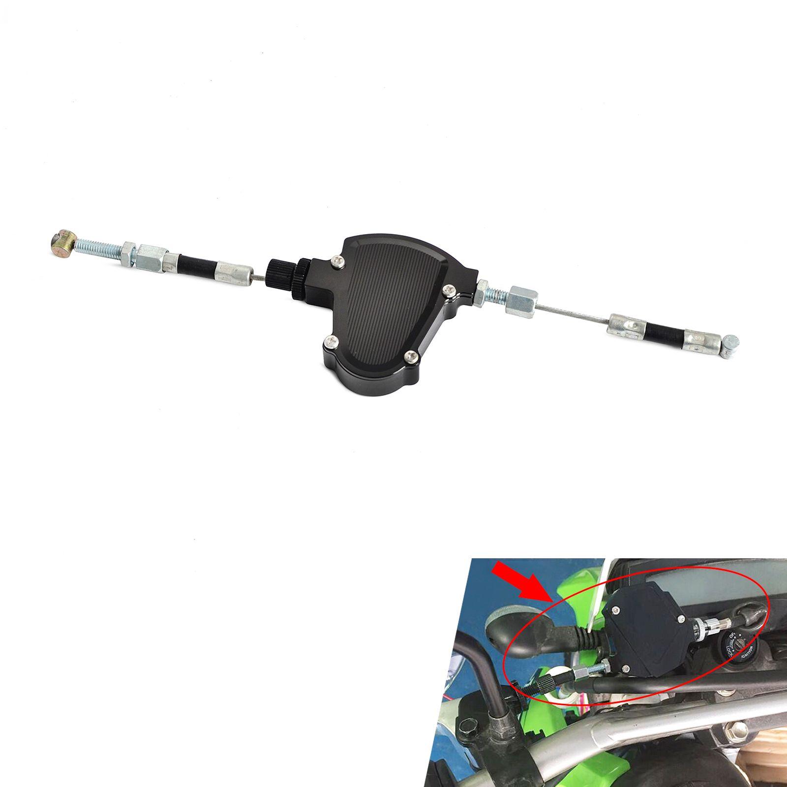 Système de câble de traction facile d'embrayage de moto pour Yamaha R6 MT09 YZ YZF CR CRF WR 250 450 CB500 Z800 KX KXF CBR GSXR 600 1000