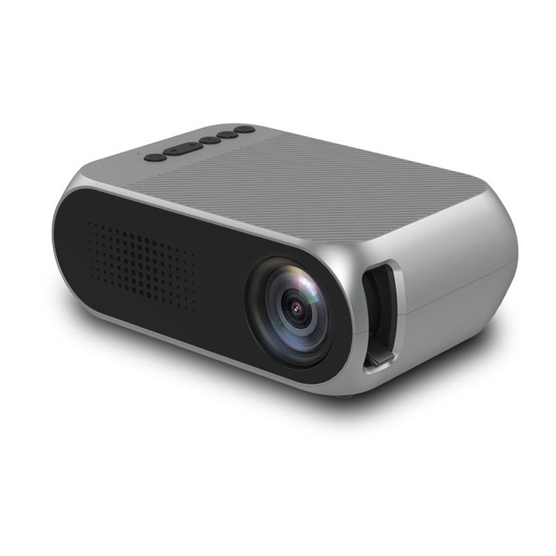 YG320 Mini Projector Led Projector Proyector Portatil 500LM Audio HDMI USB Mini YG-320 Projetor Home Theater Media Player Beamer
