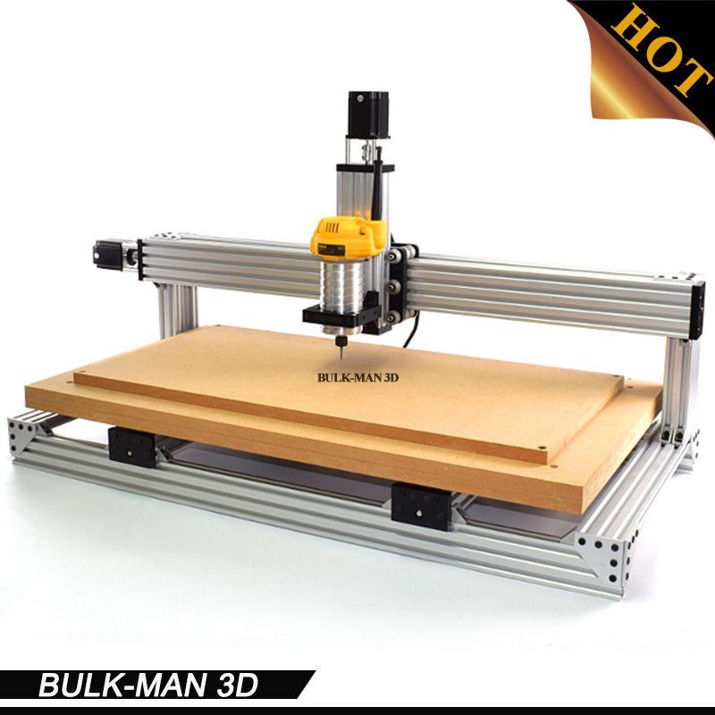 C-Beam machine large Mechanical Kit,DIY C-Beam machine Large bundle,C-Beam Frame kit with 4pcs stepper motors