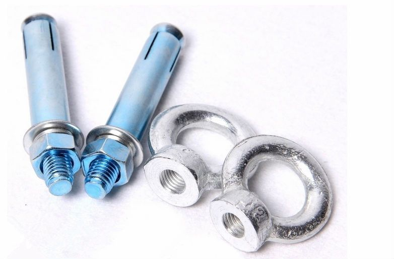 expansion bolt used for gymnastic fitness rings for  fixed and installed for wholesale and free shipping