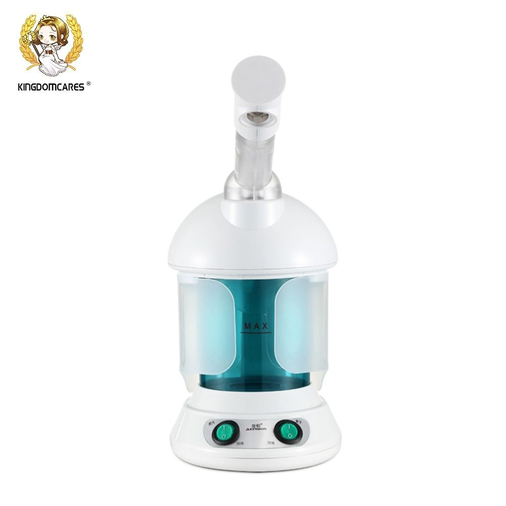 Hot Mist Facial Steamer Humidifier Ozone Sterilization Steaming Skin Lonic Aromatherapy Essential Oil KD-2328