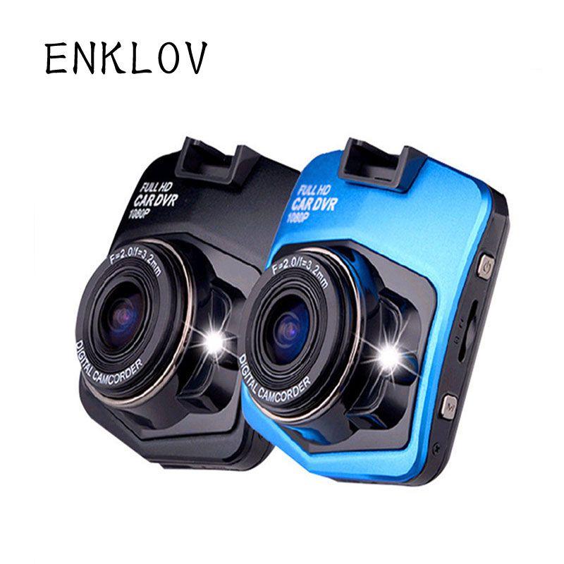 ENKLOV 170 Wide-angle DVR G-sensor Night Vision Mini Car Camera Full HD 1080P Dash Cam  Car DVR English/Russian User Manual