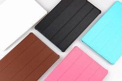 Untuk Lenovo S6000 S6000H S6000F S6000G 10.1 Inci Tablet Ultra Slim Flip Stand Tablet Cover PU Kulit Folio Lipat case + Pena