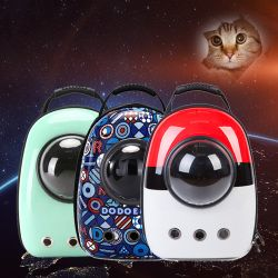 Pokemon Cat Dog Space Capsule Pet Cat Dog Backpack Window for Kitty Puppy Small Cat Dog Carrier transport Outdoor Travel Bag