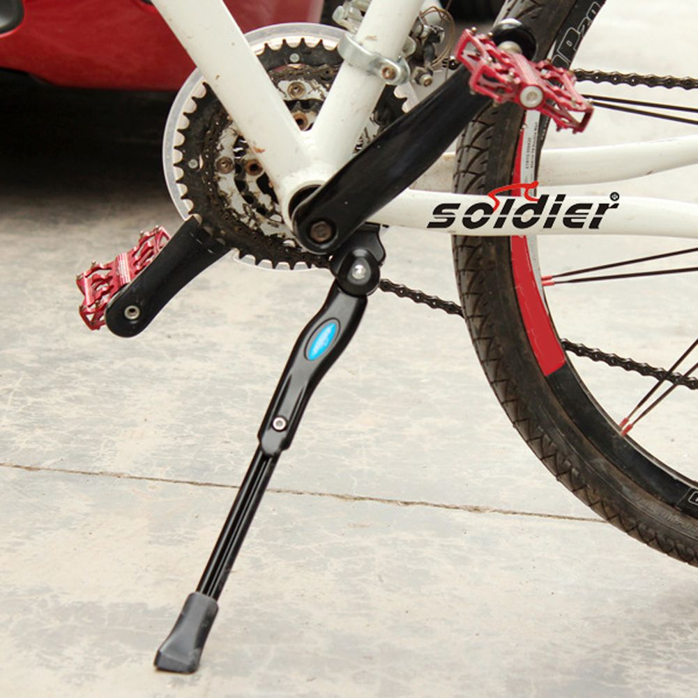 Bicycle Stand Parking Racks Support Side Stand Foot Brace Cycling Parts MTB Road Bike Stand for 16 24 26 inch