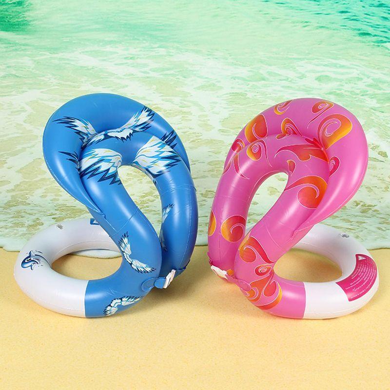 150-175 cm bras de bain gonflable anneaux piscine jouets enfants adultes PVC natation tours bébé piscine flotteur adultes gilet de sauvetage bouée de sauvetage 2
