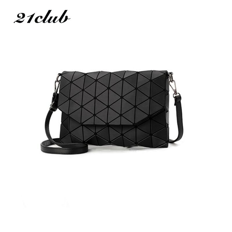 2017 new small solid plaid geometric lingge envelope handbag hotsale women clutch ladies purse crossbody <font><b>messenger</b></font> shoulder bags