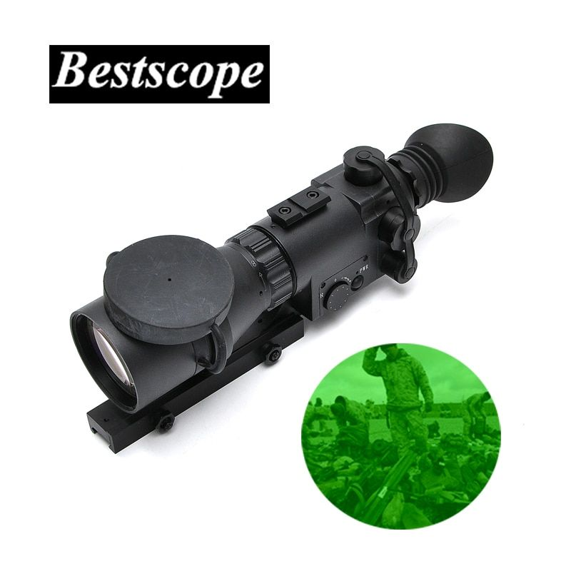 Night Vision 3X50 Gen1 Monocular Night Vision Riflescope Gun Sight Weapon Scope Hunting Night Scope Night Riflescope