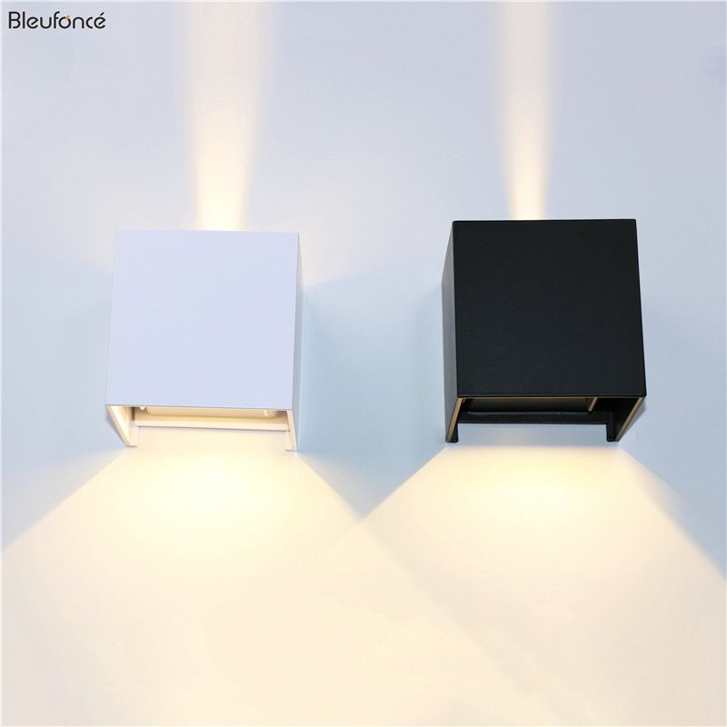 Outdoor Waterproof <font><b>IP65</b></font> Wall Lamp Modern LED Wall Light Indoor Sconce Decorative lighting Porch Garden Lights Wall Lamps BL700