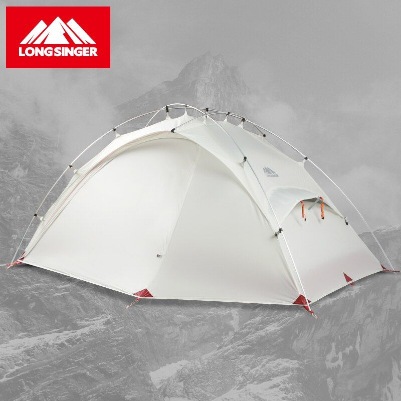 Longsinger G6 Silicon ultra licht double deck outdoor camping klettern zehn