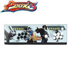 Pandora's Box 5s 999 in 1 Arcade Console Usb Joystick Arcade Buttons With 2 Players Control Retro Arcade Game Box