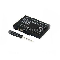 1600mAh 3.7V Rechargeable Lithium-ion Battery + Tool Pack Kit for Nintendo DSL NDS Lite