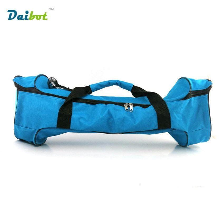 6,5 Wasserdicht Selbstausgleich Smart HoverBoard Fall-abdeckung Shell Tragetasche für Elektroroller Balance Board Handtasche Blau