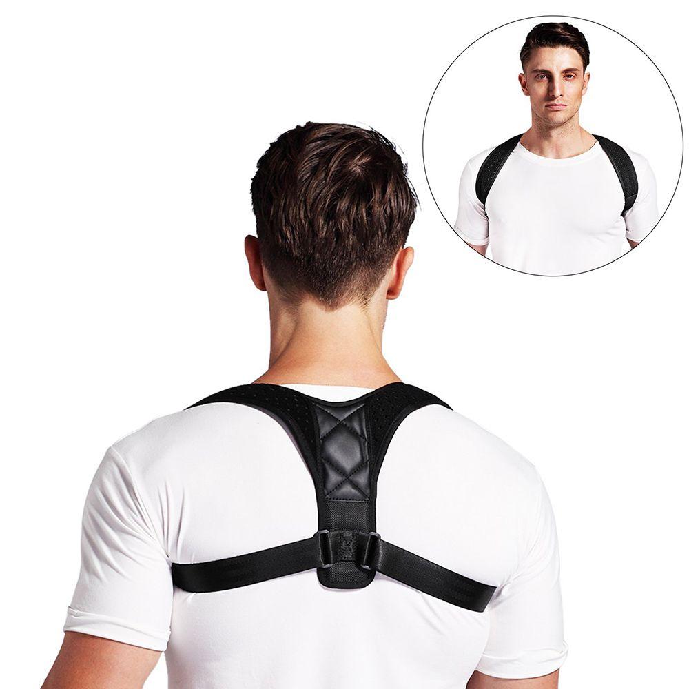 Orthèse réglable soutien ceinture dos Posture correcteur clavicule colonne vertébrale dos épaule lombaire Correction de Posture