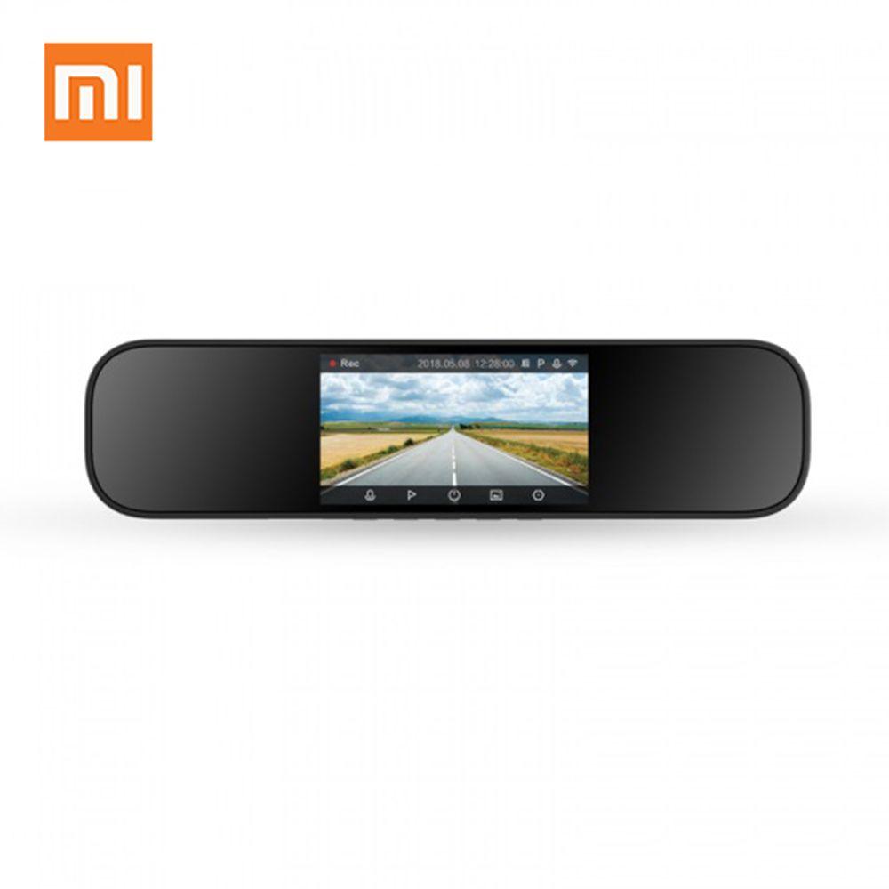 Xiaomi MIJIA 5 zoll Auto DVR Touchscreen 1080 p Smart Rückspiegel Dash Cam Support Voice Control Doppel Aufnahme Funktion
