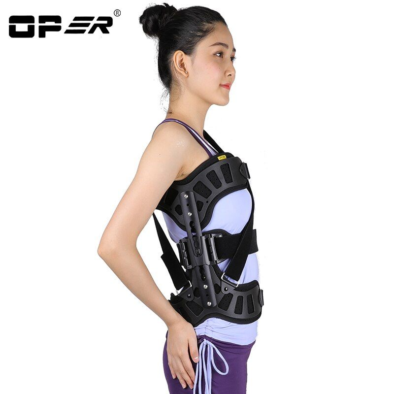 OPER Scoliosis Spinal Thoracic Spine Kyphosis Correction Children Posture Correct Back Brace Support Thoracolumbar Fixed
