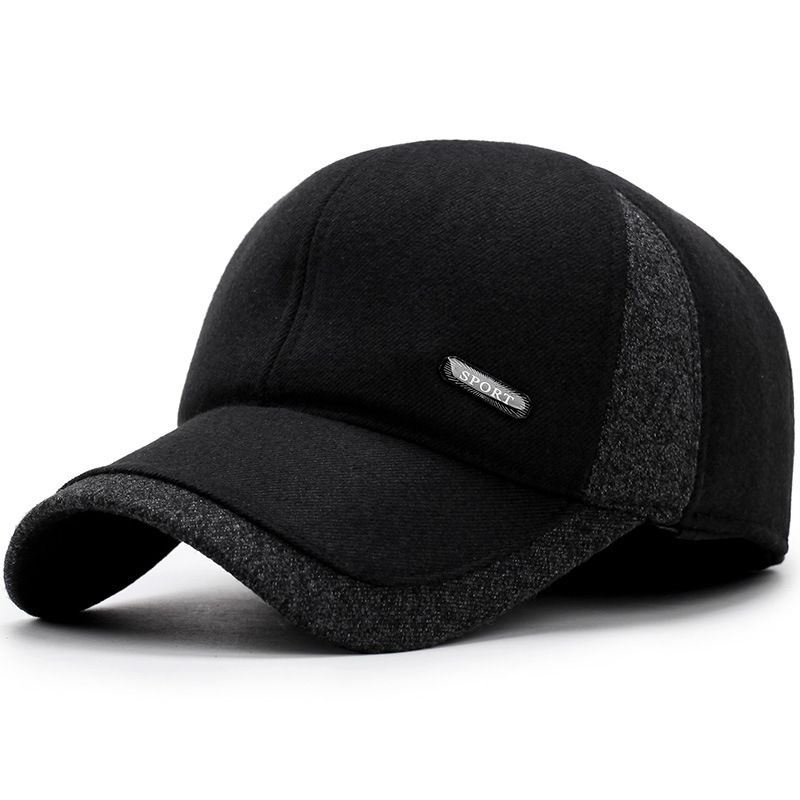 Hat male summer street brand street letter baseball cap youth outdoor sports sunshade hat cap
