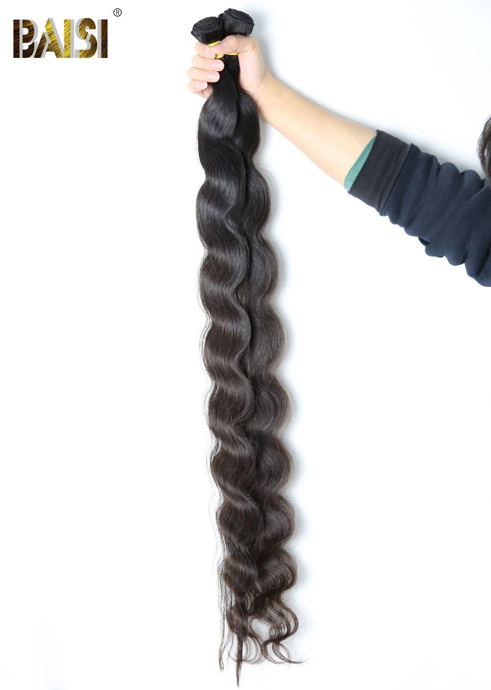 Baisi Factory Peruvian Virgin Hair Body Wave Longest Length 28