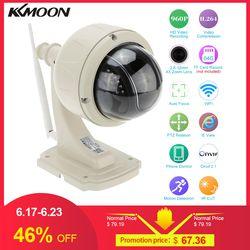 KKmoon 720 P Беспроводной Wi-Fi Ip камера Открытый PTZ 2.8-12 мм Авто-фокус Водонепроницаемый H.264 HD CCTV Камеры безопасности Wi-Fi Ночного Видения Ip-камера