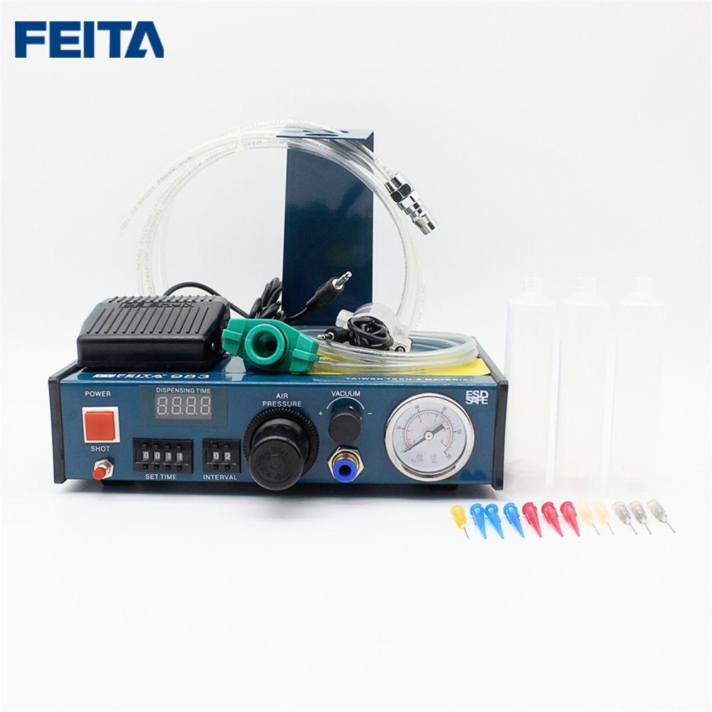 FEITA epoxy resin dispensing machine Automatic glue dispenser FT-983