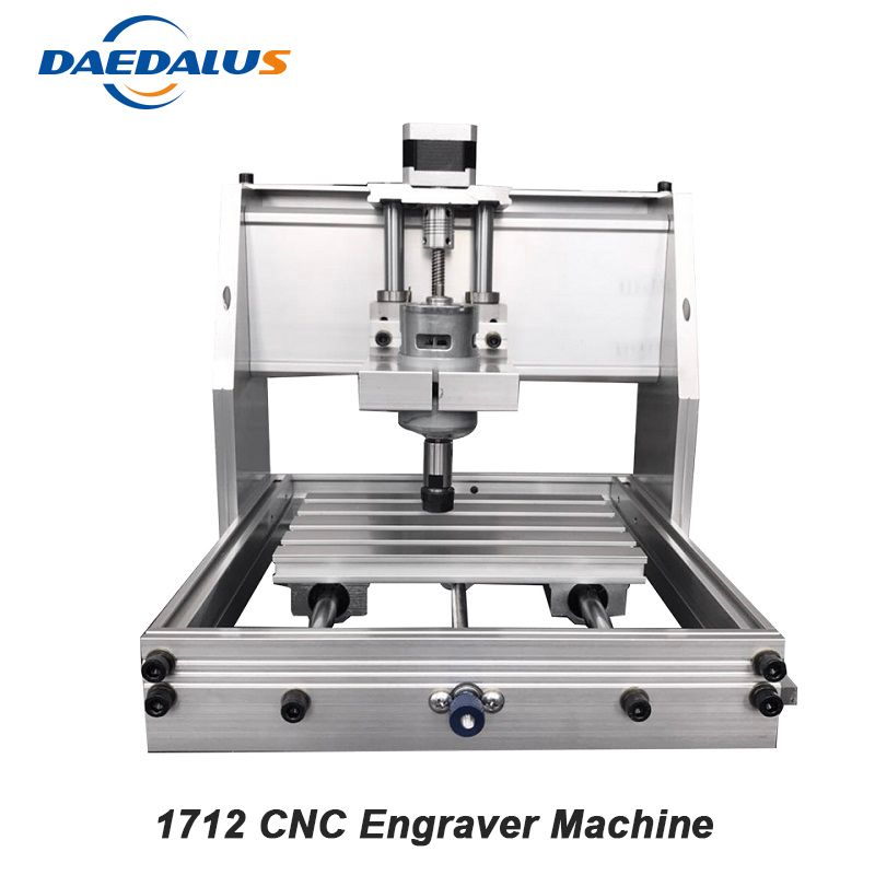 1712 CNC Stecher Maschine DIY PCB Fräsen Maschine Mini CNC Stecher ER11 Router Spindel Motor Für Fräsen Holz Carving