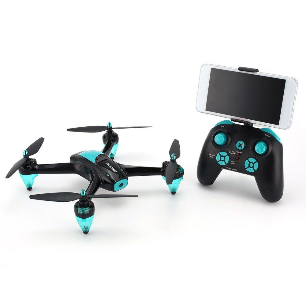 69H12 2.4G RC Selfie Smart Drone FPV Quadcopter Aircraft UAV with 0.3MP/ 720P HD Camera Real -time Altitude Hold Headless Mode