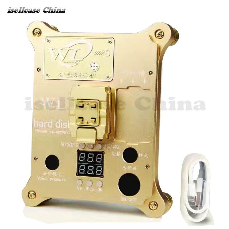 Возняк WL PCIe NAND Flash микросхема для IPhone 6S 6sp 7 7 P Pro ARD диска Тесты ремонт инструмента программист HDD серийный номер SN