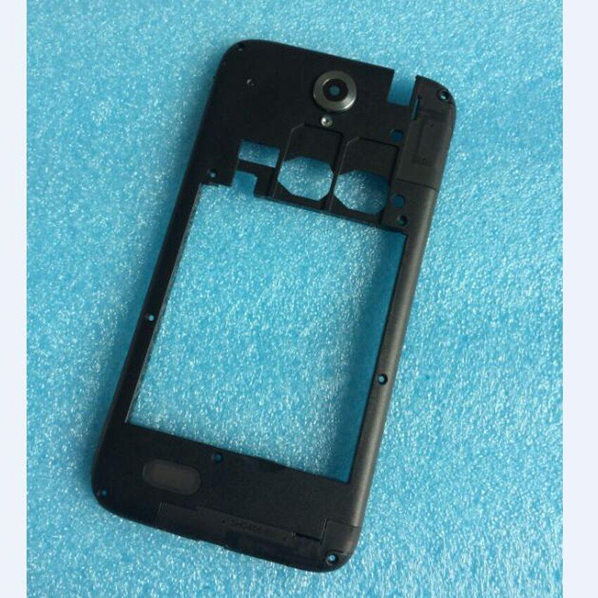 LTPro Best Quality Working Black A850 Bezel Middle Frame For Lenovo A850 Front LCD Housing Cell Phone Parts
