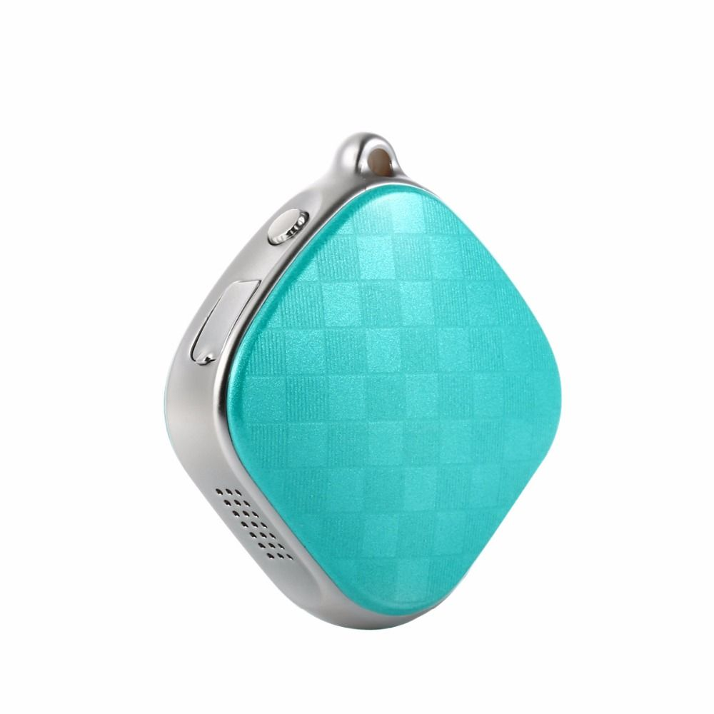 Smart Keychain Micro GSM Tracker GPS Collar Cat Dogs Old Kids Pets Vehicle With SOS Button Google Maps Two Way Communication