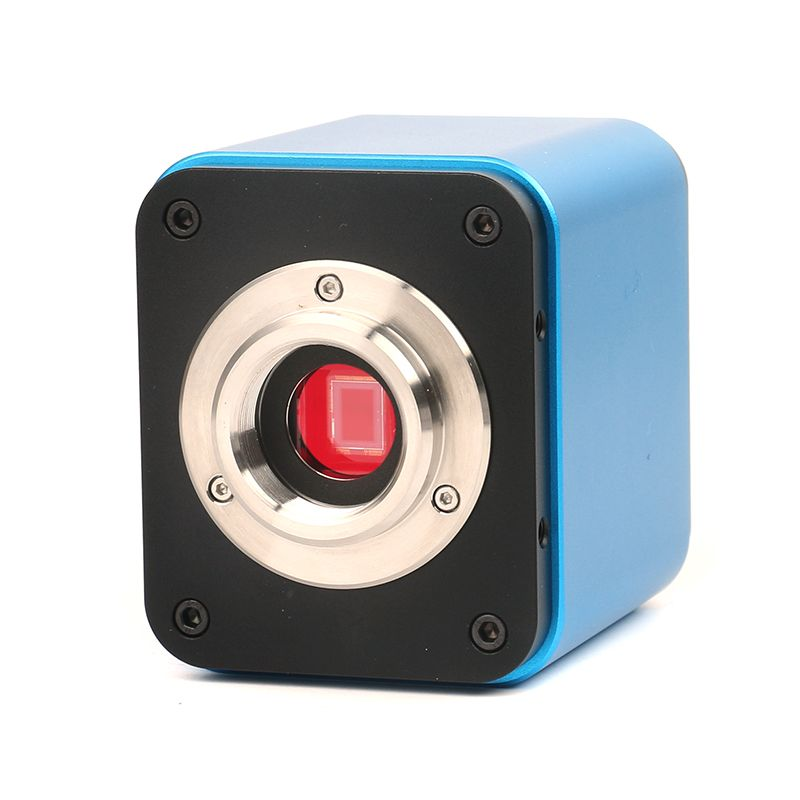 2.0MP 5.0MP HDMI WIFI C HALTERUNG Professionellen Video Mikroskop Kamera Professionelle SONY IMX185 Sensor Für iphone, ipad, Android