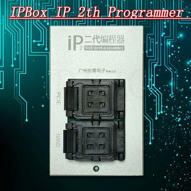 IPBox IP 2th high speed programmer Generation NAND PCIE 2in1 NAND Baseband Logic EEPROM IC Restore Data Read Write Backup