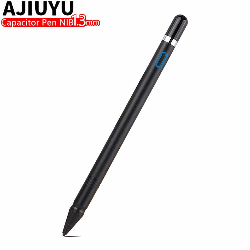 Pen Active Stylus Capacitive Touch Screen For iPad mini 4 3 2 ipad mini4 mini3 mini2 Tablets Case Pencil NIB1.3mm High precision