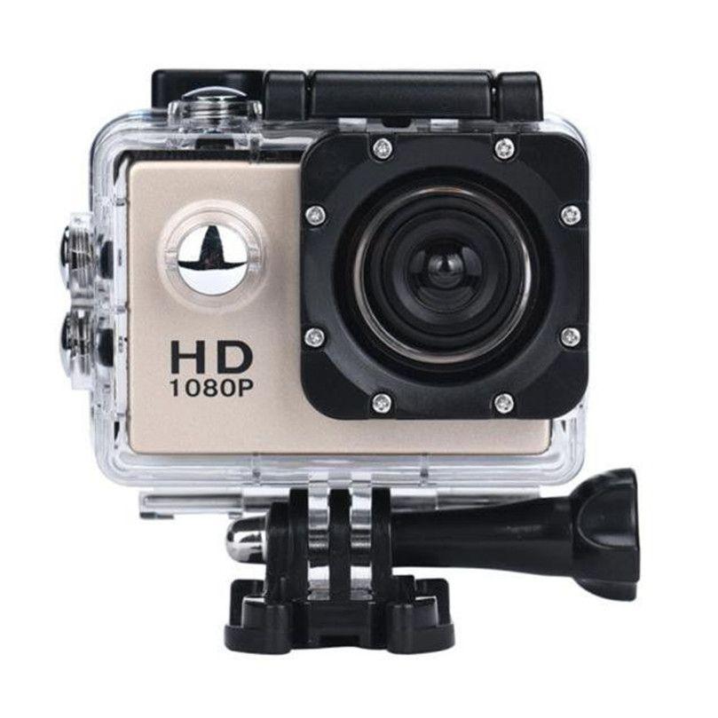Malloom 2017 2Inch Mini Waterproof Sports Recorder Car DV Camera Camcorder 1080P Full HD DV multi function Wholesale
