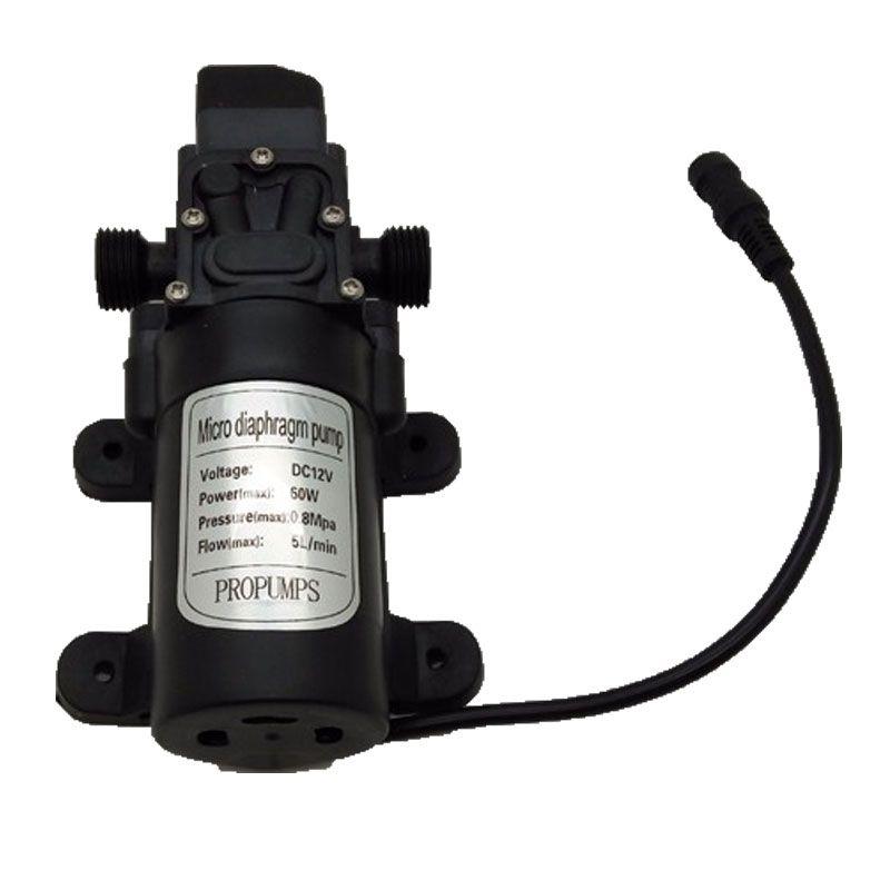 L089 HAIGINT 12V 60W 5L/min Micro Diaphragm Fine Mist Spray Pump