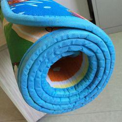 200X180X1 Cm Tebal Bayi Merangkak Tikar Bermain, pendidikan Alfabet Permainan Karpet untuk Anak-anak Teka-teki Aktivitas Gym Karpet Busa Eva Mainan Anak