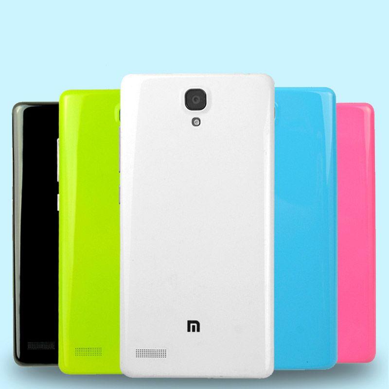 Xiaomi redmi note 1 couverture de batterie de téléphone portable 5.5