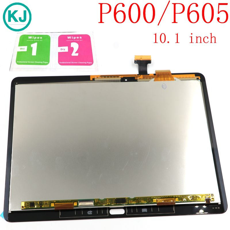 Tested P600 LCD Touch Screen Panel For Samsung Galaxy Note 10.1 P605 Display TouchScreen Digitizer Sensor Front Glass Assembly