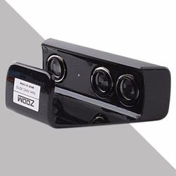 Cewaal Super Zoom Wide-Angle Lens Sensor Reduction Adapter For Xbox 360 Kinect Video Game Console Gamepad Gaming Movement Sensor