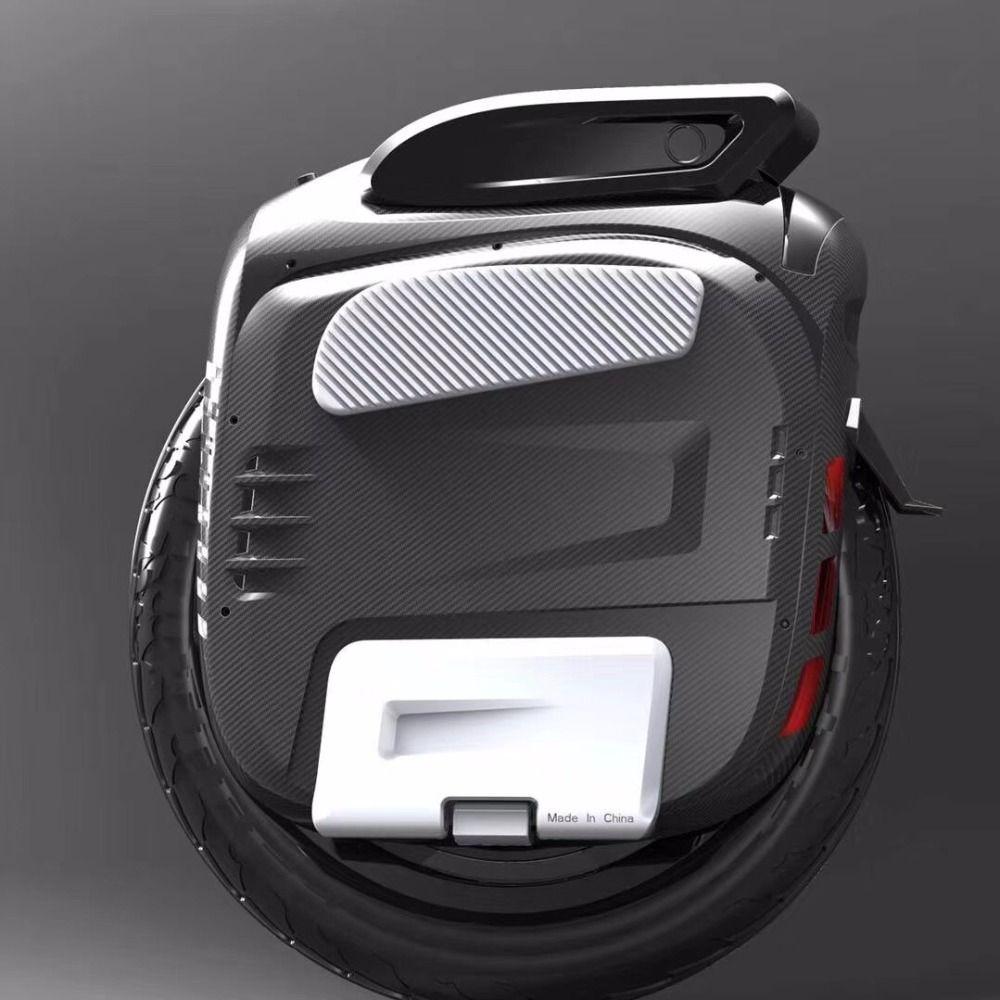 2018 neueste Gotway Msuper X Elektrische einrad 1600WH 84 V/100 V 1230WH Max geschwindigkeit 55 km/h +, 2000 W motor, max 4000 W, 19 zoll Freeshipping