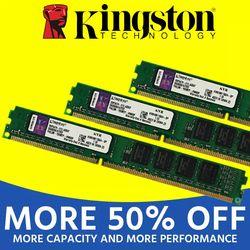 Kingston PC оперативная память модуль компьютера Рабочий стол 1 Гб 2 Гб PC2 DDR2 4 ГБ DDR3 8 Гб 667 МГц 800 МГц 1333 МГц 1600 МГц 8 Гб 1600