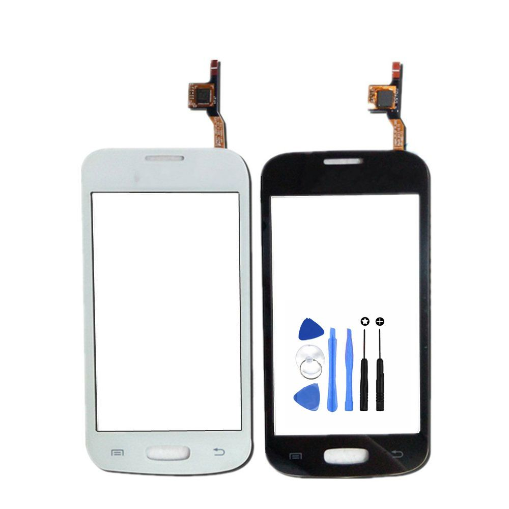 Vannego Free Shipping for Samsung Galaxy Star Pro S7262 GT-S7262 S7260 GT-S7260 Touch Screen Panel Sensor Lens Glass