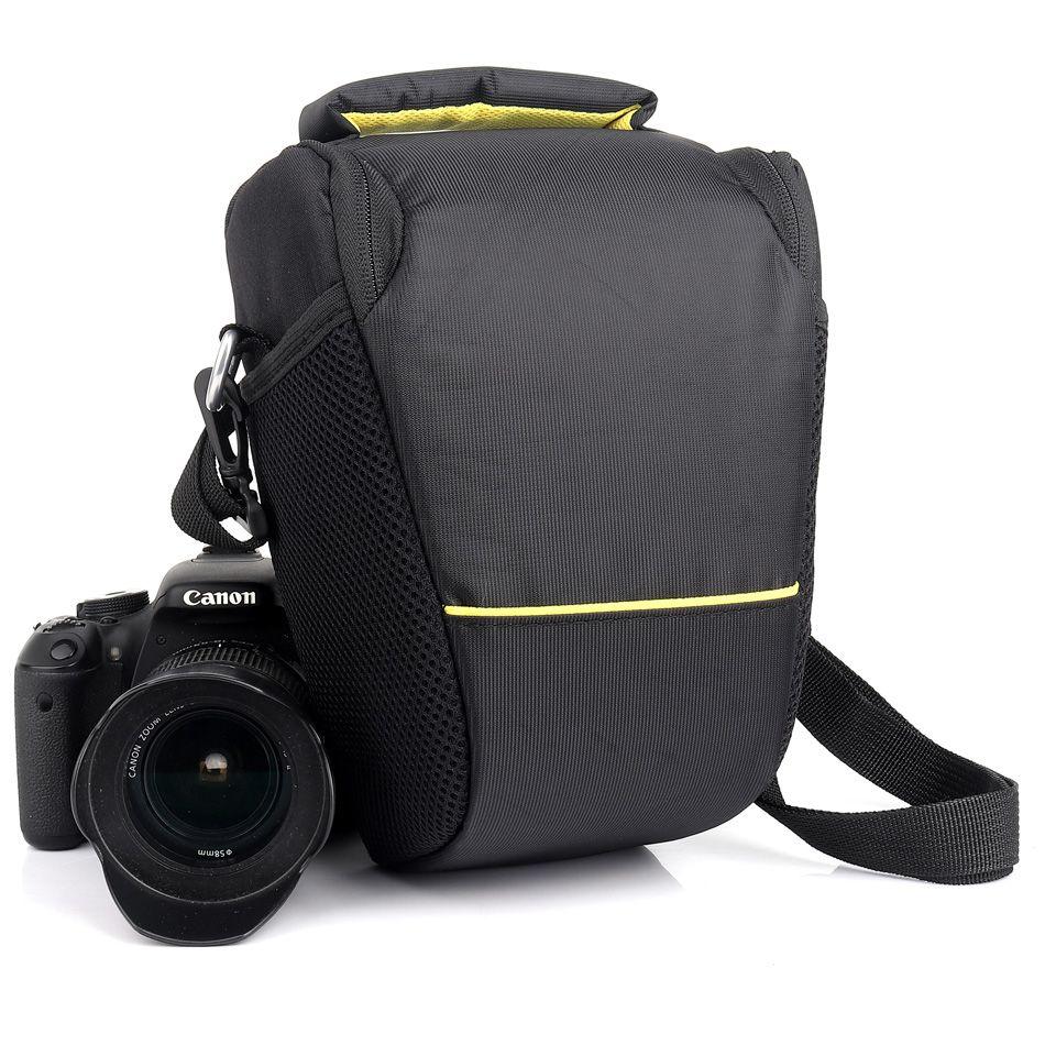 DSLR Camera Bag Case For Nikon D3200 D3300 D3400 D90 D610 D810 D750 D5600 D5300 D5100 D7500 D7100 D7200 D3100 D80 D5200 D5500