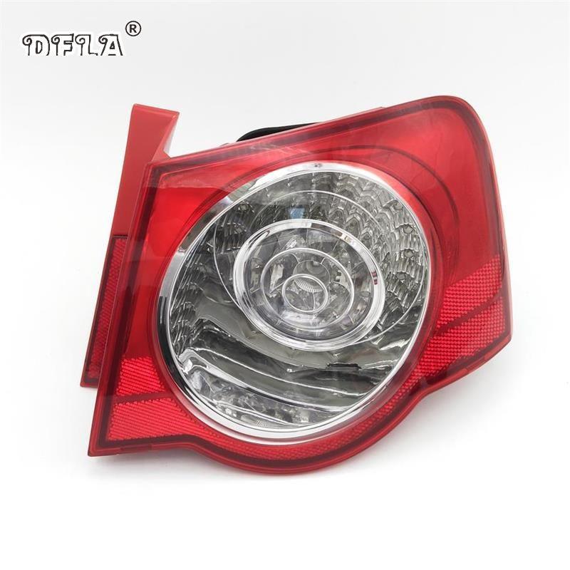Car LED Light For VW Passat B6 Sendan 2006 2007 2008 2009 2010 2011 Car-Styling LED Rear Tail Light Lamp Right Side Outer