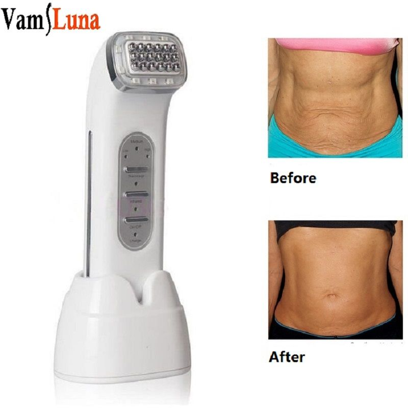 RF <font><b>Radio</b></font> Frequency Facial Thermage Machine For Skin Rejuvenation, Wrinkle Removal & Skin Tightening